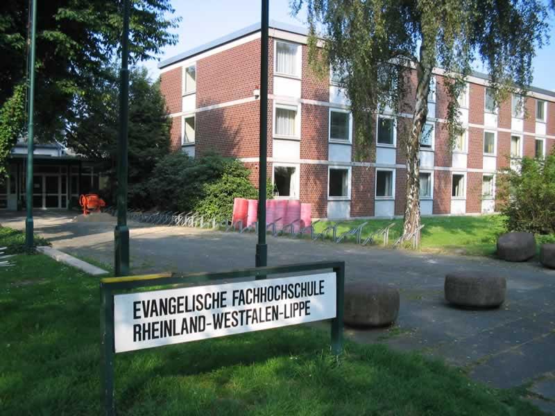 Evangelische Fachhochschule, Immanuel-Kant-Str. 18-20