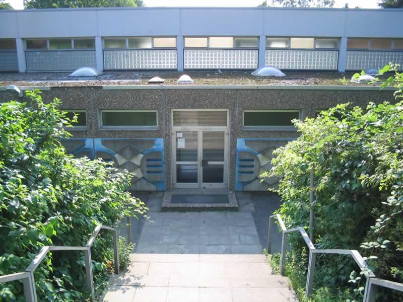 Turnhalle Vels-Heide-Schule